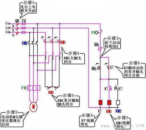 自耦減壓起動柜接線圖1.jpg