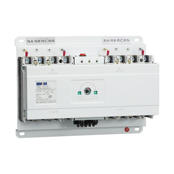 XHQ1雙電源自動轉換開關(末端型)