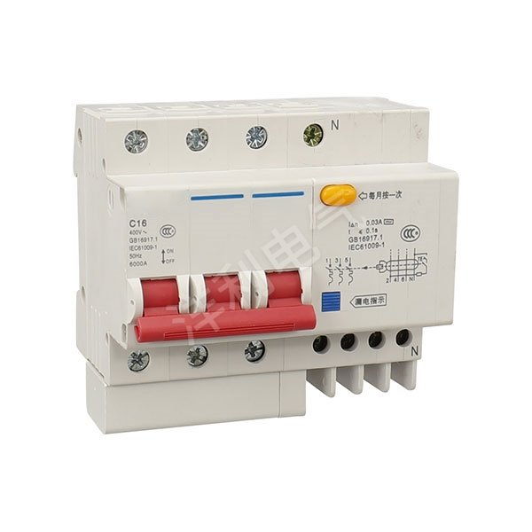 HZLM8LE-3P+N小型漏电断路器