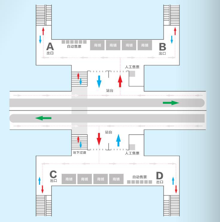 消防应急照明集中电源系统地铁项目设计方案图