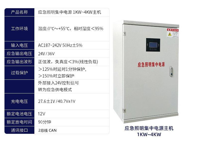 A型应急照明集中电源功能.png