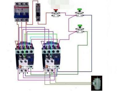 开关电源接线图