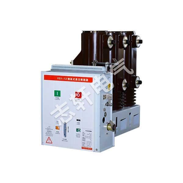 ZN63(VS1)-12戶內高壓真空斷路器/側裝式