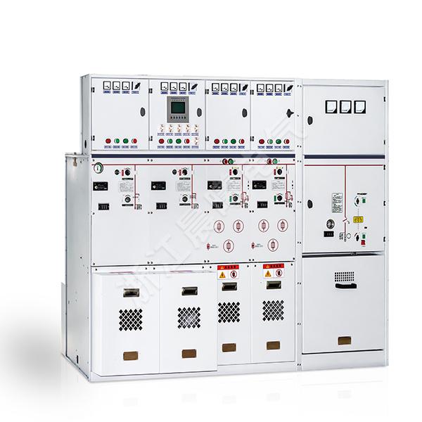 SRM□-12全封閉全絕緣充氣式環網開關設備
