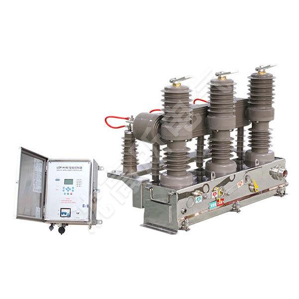 ZW32M(T)-12 戶外高壓真空斷路器/ 一二次融合( 帶方向性判斷)