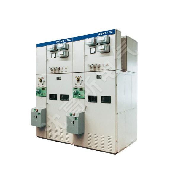 XGN2-12(Z)箱式固定交流金屬封閉開關設備