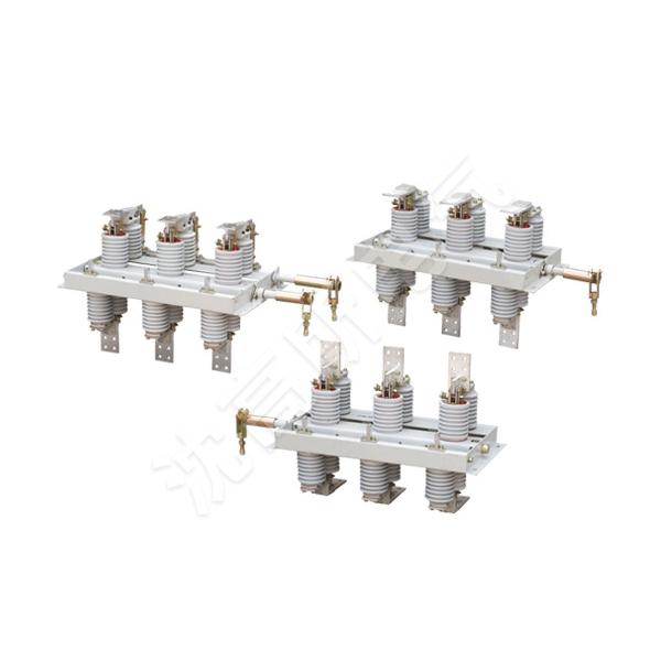 GN30-12(D)旋轉式戶內高壓隔離開關