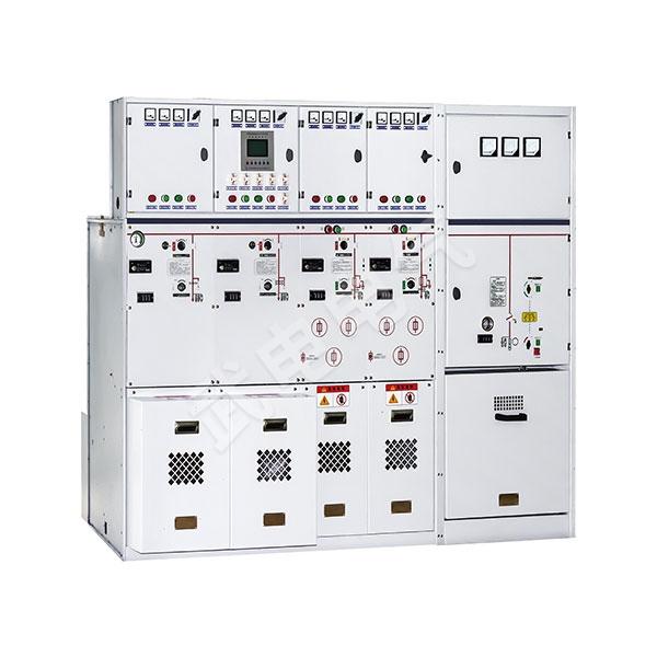 SRM-12 全封閉全絕緣充氣式環網開關設備