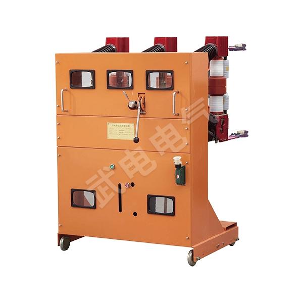 ZN23-40.5系列戶內高壓真空斷路器