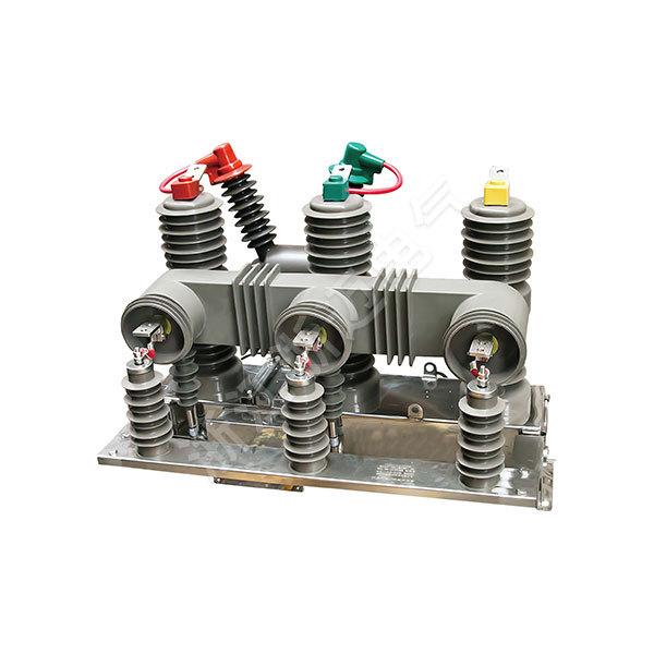 ZW32M(T)-12 戶外高壓真空斷路器 / 一二次融合 ( 帶方向性判斷 )