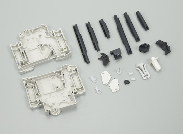 C65微型塑料產品加工