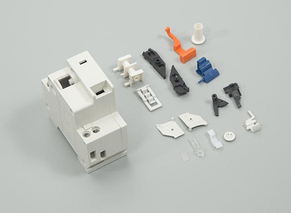 DPNL斷路器塑料產品加工