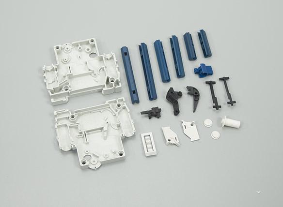 DZ47塑料外殼配件加工