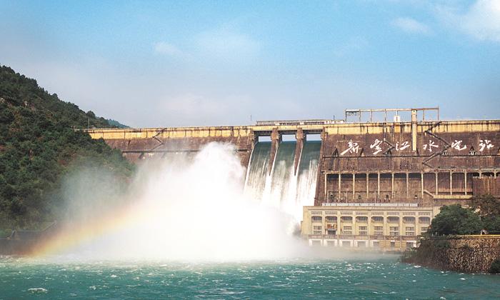 水利發電站應用