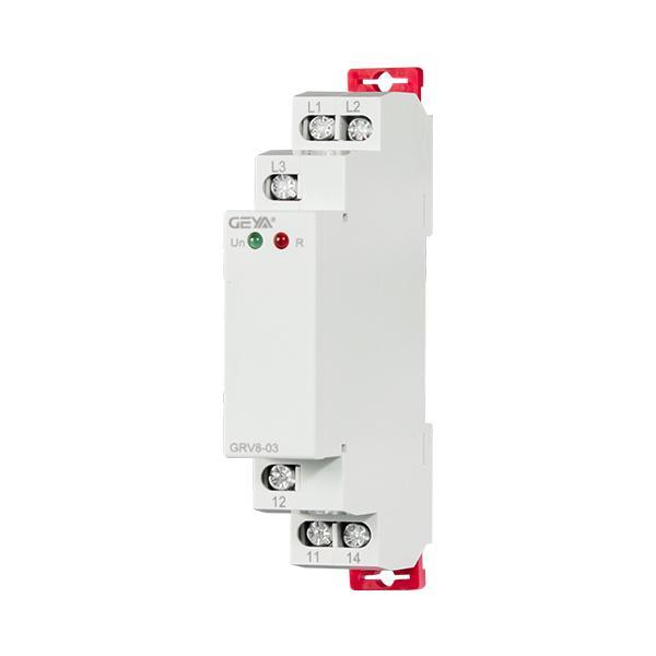 GRV8三相电压监控继电器