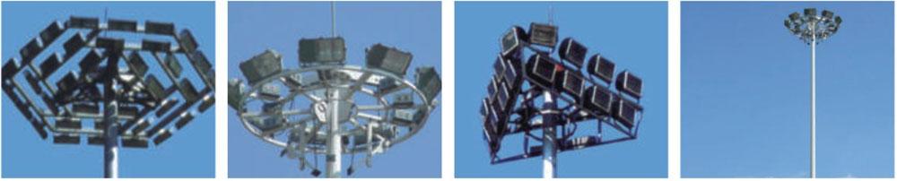 BGD系列防爆高杆灯