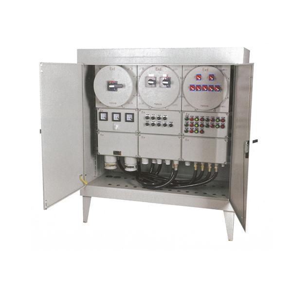 合肥斐盛電氣有限公司定製防爆照明動力配電箱