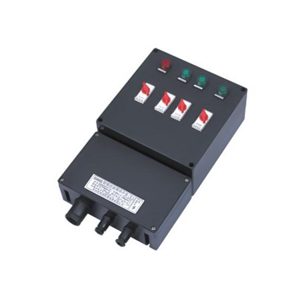 昆山聯諾製藥設備有限公司定製了防爆配電箱及配件等