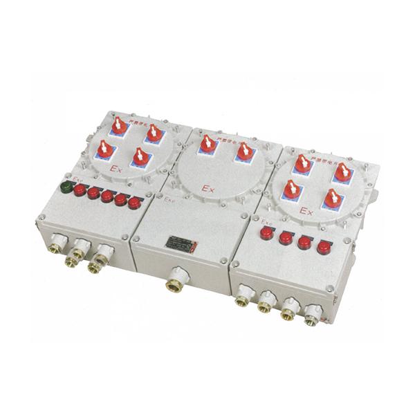 晉州市長宏化工有限責任公司定購BXM(D)防爆照明(動力)配電箱