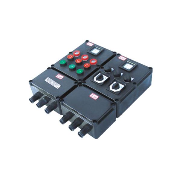 日照腾泰泵业有限公司定制防爆控制箱BXK-4KW及防爆控制箱BXK-5.5KW