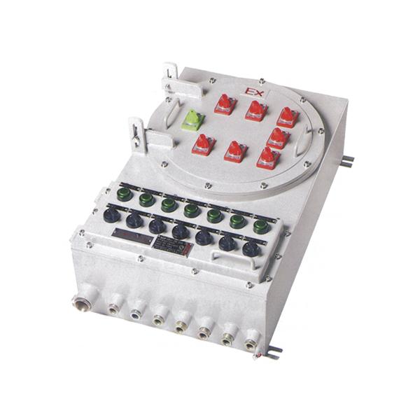 香河县友邦电器设备有限公司定制了本公司的防爆配电箱