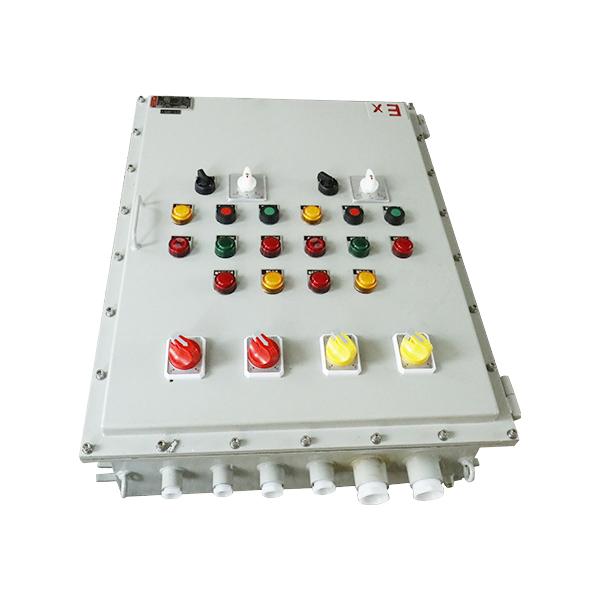 江陰市澄江電氣控製設備有限公司定製了防爆照明配電箱