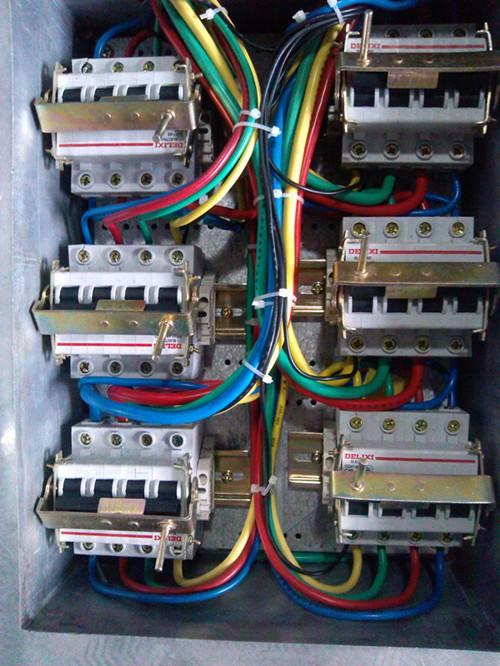 防爆控制箱的安装及接线细节