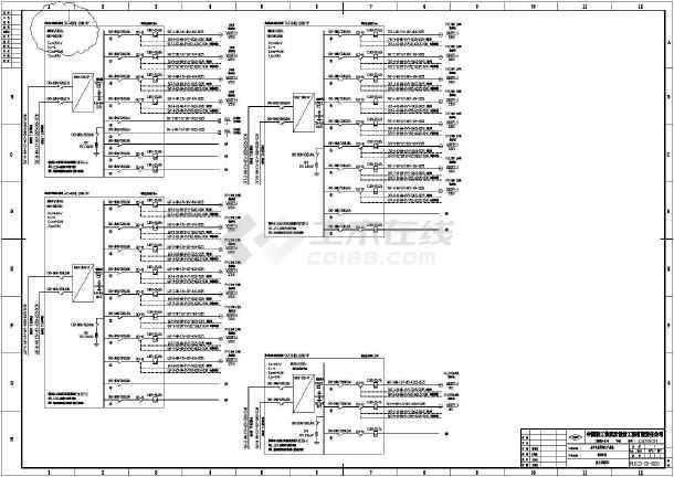 防爆配电箱接线图4