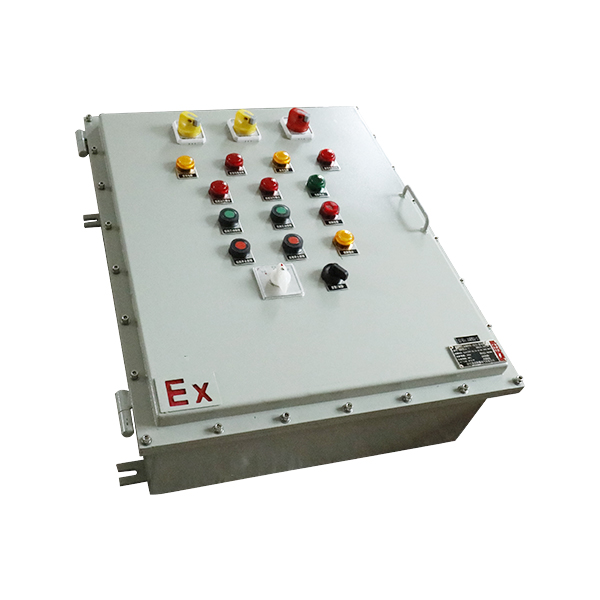 BXM(D)53防爆照明动力配电箱_2(IIB、IIC、户内、户外)-可按需制作