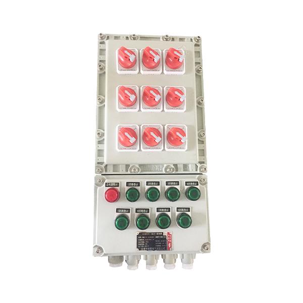 XQB58-DIP_18电磁起动防爆配电箱