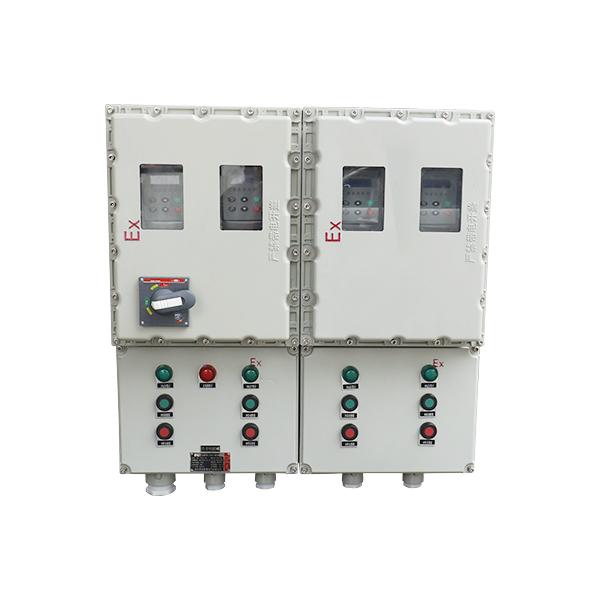 BXM(D)53防爆照明动力配电箱_5(IIB、IIC、户内、户外)-可按需制作