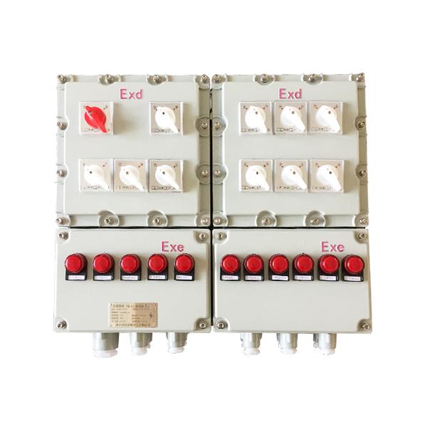 XQB58-DIP_14电磁起动防爆配电箱