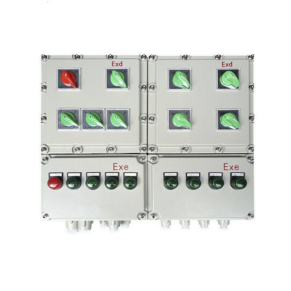 XQB58-DIP_20电磁起动防爆配电箱