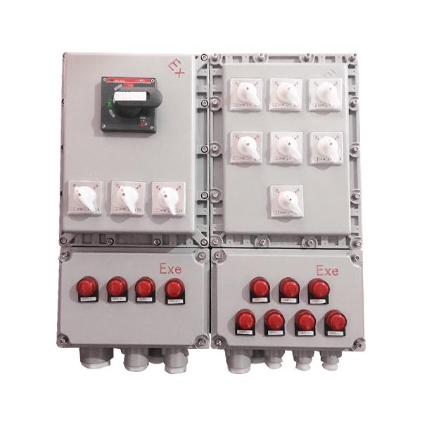 XQB58-DIP_21电磁起动防爆配电箱