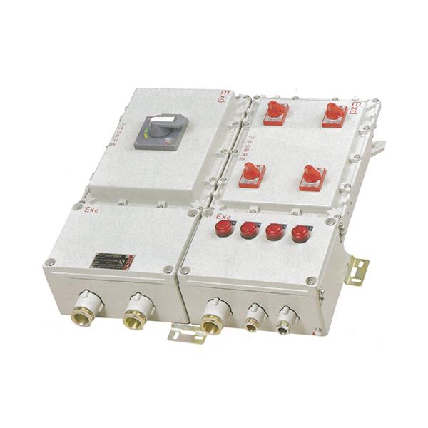 BXX系列粉尘防爆检修箱(IIB/IIC)