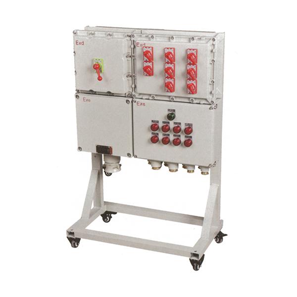 BXM(D)粉塵防爆照明(動力)移動式配電箱(IIB、IIC)