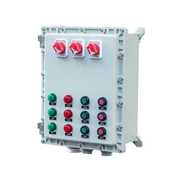 XQB58-DIP_5电磁起动防爆配电箱