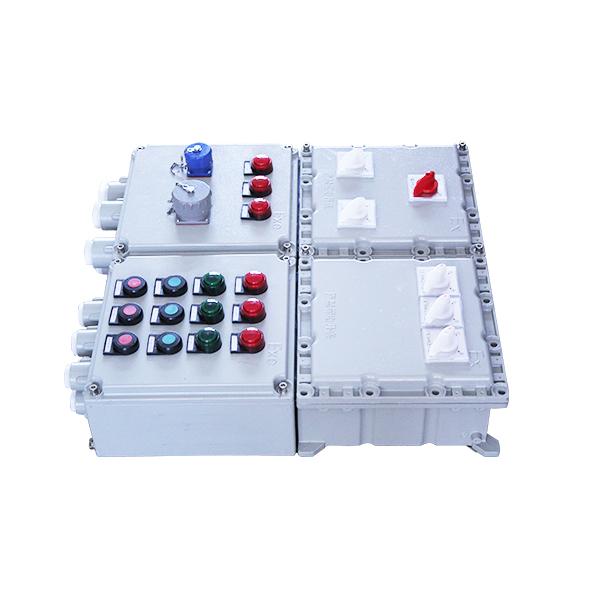 XQB58-DIP_9电磁起动防爆配电箱