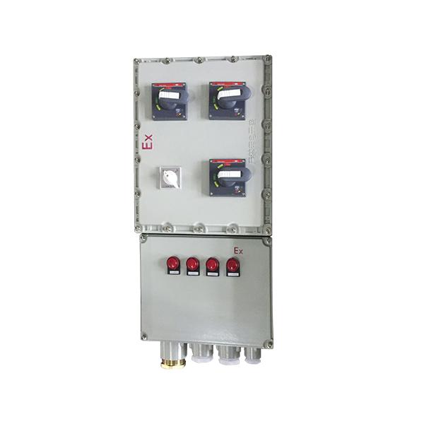 BXX51_4防爆动力检修箱(ⅡB、ⅡC、户内、户外)