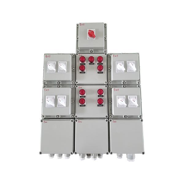XQB58-DIP_22电磁起动防爆配电箱