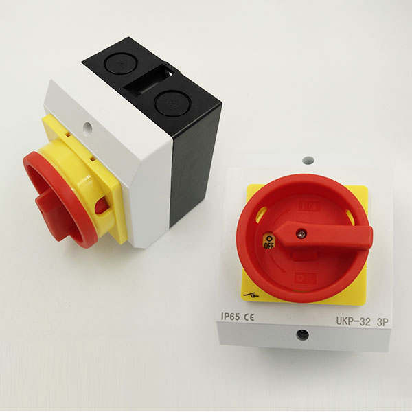 SHP Series Isolator Switch with Waterproof Box