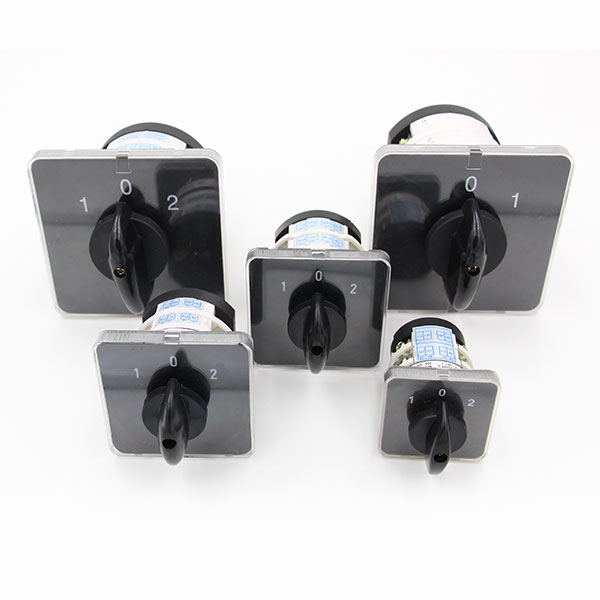 "LW31 Series Changeover Switch (""1-0-2"") Position"