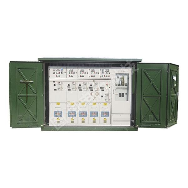 DFW-12/630户外智能化箱式开闭所