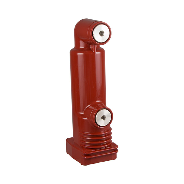 Solid sealing pole for indoor circuit breaker