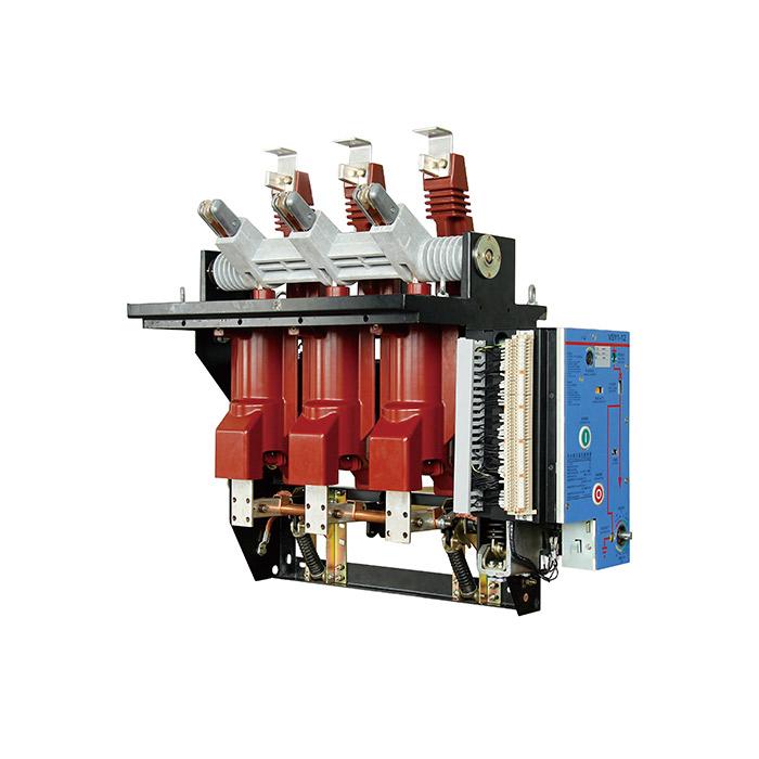 VSY1-12D indoor AC high voltage isolated vacuum circuit breaker