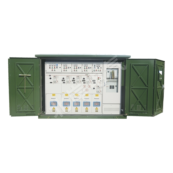 DFWK 高壓電纜分接箱(開閉所)
