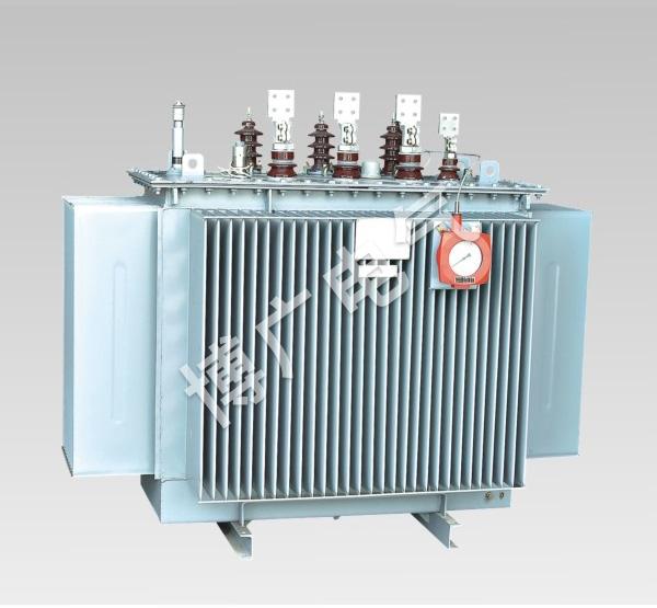 S9-M系列全密封油浸式箱式變壓器