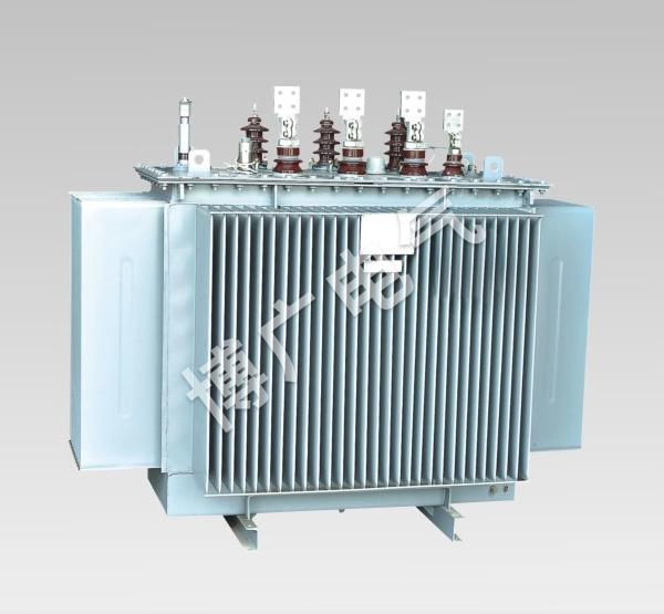 S13-M系列全密封油浸式箱式變壓器