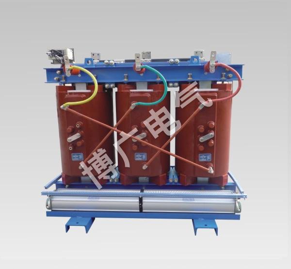 SC(B)10型環氧樹脂澆注干式電力箱式變壓器