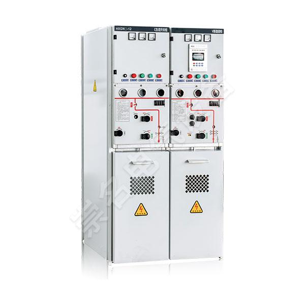 HXGN-□--12(V)或630智能固體絕緣柜